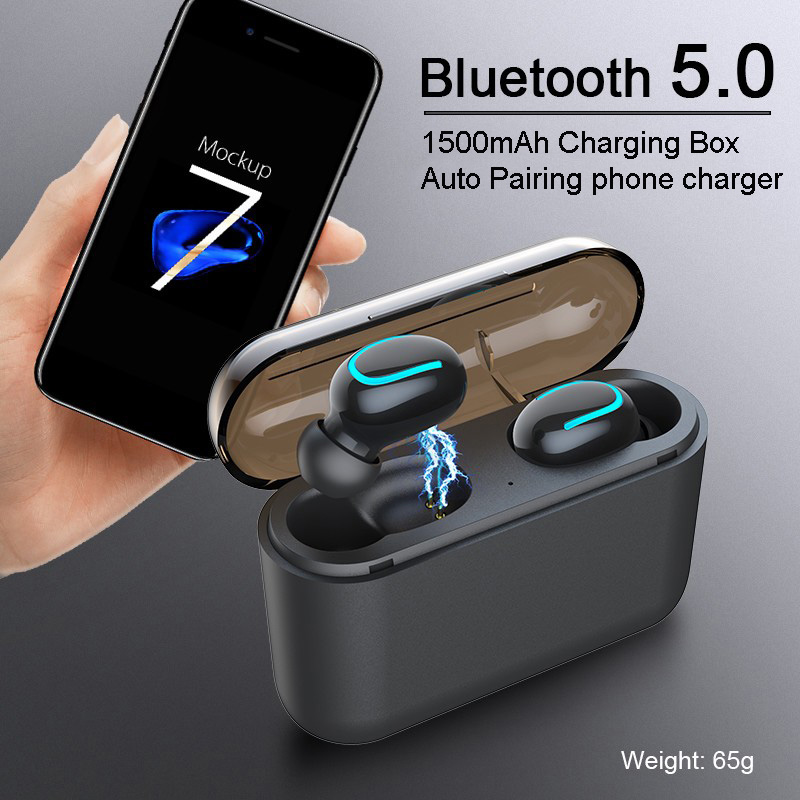 Q32 Bluetooth Earphones
